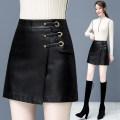 skirt Autumn 2020 26/S 27/M 28/L 29/XL 30/2XL Black yellow Short skirt Versatile High waist Irregular Solid color Type A 25-29 years old HLD6906 81% (inclusive) - 90% (inclusive) Han Ludan Viscose Asymmetric button zipper Viscose (viscose) 85.1% polyester 14.9% Pure e-commerce (online only)