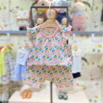 Underwear set Other 100% other moimoln summer female Class A 12 months, under 1 year old, 18 months, 2 years, 3 years old Korean version
