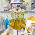 Underwear set 70 for 55 cm, 80 for 65 cm and 90 for 75 cm Ol yellow purchasing agent Other 100% other moimoln summer female Class A M212ROB44P 12 months, under 1 year old, 18 months, 2 years, 3 years old Korean version