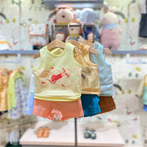 Underwear set Other 100% cotton moimoln spring and autumn neutral Class A 12 months, under 1 year old, 18 months, 2 years, 3 years old Korean version