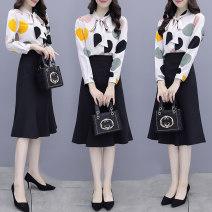 Fashion suit Autumn 2020 S M L XL Picture color Labran HTVH94671 Other 100%
