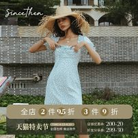 Dress Spring 2020 Picture color (in stock) for delivery within 7 days S M L Short skirt singleton  commute 18-24 years old since then Retro More than 95% other Other 100% Pure e-commerce (online only)