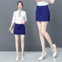 Casual pants Black, ginger, sapphire S,M,L,XL,XXL,XXXL Spring 2020 shorts Versatile Oana