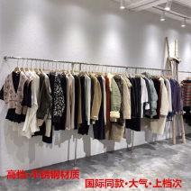 Clothing display rack clothing stainless steel Fuya clothing rack Official standard