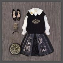 Lolita / soft girl / dress S,M,L,XL Unlimited season, winter, summer, spring, spring and autumn Lolita, classic
