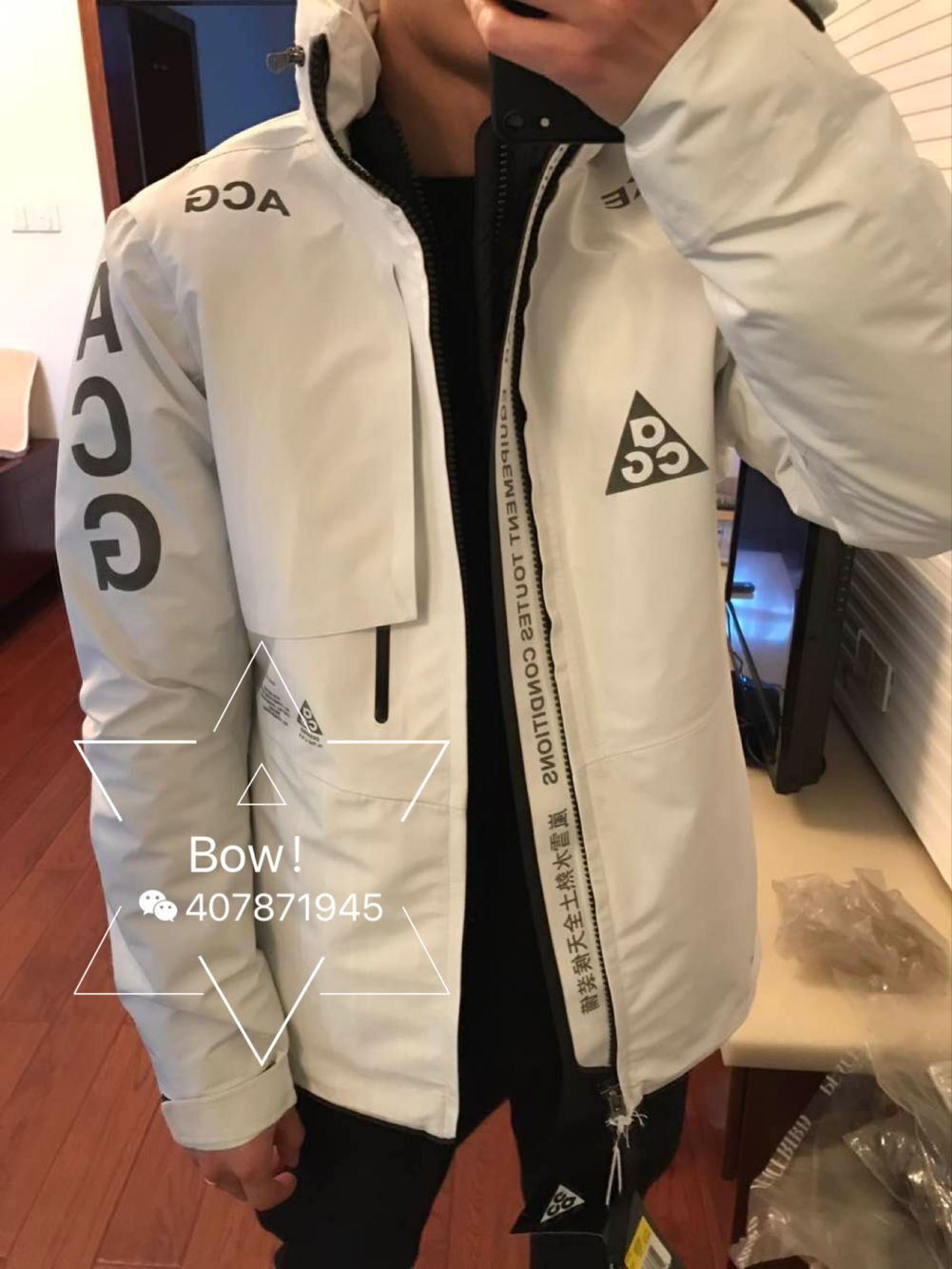 Jacket Shipment at the end of October s ml XL Other / other fashion City White black standard Other leisure winter