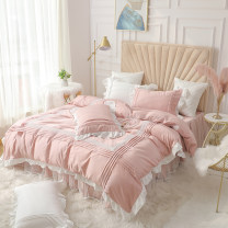 Bedding Set / four piece set / multi piece set cotton other Others 133x72 cotton 4 pieces 40 Bedspread type Qualified products 100% cotton twill Reactive Print