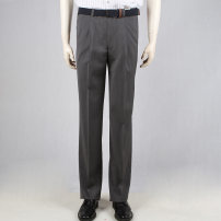 Western-style trousers Langken Business gentleman LK2S7910A 175/90 LK2S7910A Wool 100% Summer of 2018