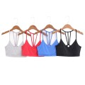Vest sling Summer of 2019 Red a-2-18-3, black a-2-18-3, gray a-2-18-3, royal blue a-2-18-3 XS,S,M,L,XL,2XL,3XL singleton  easy Versatile camisole Solid color Lady Boya