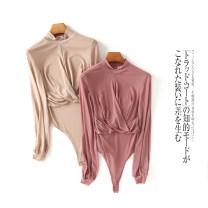Jumpsuit / pants 91% (inclusive) - 95% (inclusive) shorts other middle-waisted Black b-20-25-2, khaki b-20-25-2, dark pink b-20-25-2, blue gray b-20-25-2 S,M,L,XL Thin money Summer 2021 Lady Boya