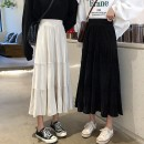skirt Autumn 2020 Average size Black apricot Mid length dress commute High waist A-line skirt Solid color Type A 18-24 years old 4ZwJnF 51% (inclusive) - 70% (inclusive) Uniday polyester fiber Korean version Polyester 68% others 32% Pure e-commerce (online only)