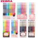 Roller ball pen Zebra / zebra 0.5mm Others Others Daily writing and drawing no Bullet type PVC yes Press Water based ink 1300-1700m box-packed Ball type