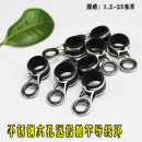 Other fishing supplies Star key Fifteen China Under 50 yuan Tips - the options are single price tips - several tips are needed - message delivery size top ring 1.2-3.4mm rod ring 1.6-1.8mm rod ring 2.0-7.0mm rod ring 7.2-11mm rod ring 11.2-15mm rod ring 15.2-19mm rod ring 19.5-25mm go fishing