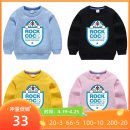 Sweater / sweater Other / other White, yellow, red, gray, green, black, light blue, Navy, pink, orange, color blue neutral spring and autumn nothing Korean version Socket routine No model cotton Cartoon animation Cotton 100% Long sleeve sweater 0203 Class A