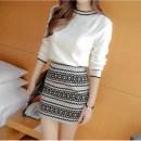 Scarf / silk scarf / Shawl other White pattern s white pattern m white pattern l white pattern XL winter Nefi Fox Winter 2020