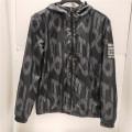 Sports jacket / jacket Erke / hongxingerke male M-165,L-170,XL-175,2XL-180,3XL-185 002 right black Spring 2020 Hood zipper Badge, color contrast, brand logo, pattern, letter, gradient, camouflage, light version, offset printing run Running series
