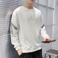 T-shirt Youth fashion routine M L XL 2XL 3XL 4XL Shapebonus / type plus Long sleeves Crew neck standard Other leisure spring Y158-12-28 Polyester 100% teenagers routine tide Winter of 2019 Geometric pattern Geometric pattern No iron treatment Pure e-commerce (online only)