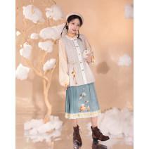 Hanfu 31% (inclusive) - 50% (inclusive) S M L XL average size cotton
