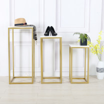 Clothing display rack Small stand 28 * 28 * 60, medium stand 33 * 33 * 75, large stand 38 * 38 * 90, a set of 3 customized special shots clothing Metal F010089 Chateau d'ax / Chateau