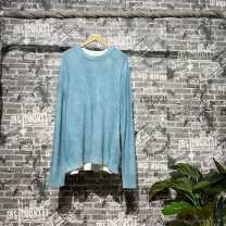 T-shirt / sweater Tagkita / she and others Youth fashion S,M,L,XL routine Socket Crew neck Long sleeves