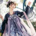 Dress Spring 2020 Dark blue, pink S,M,L,XL