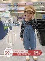 trousers Other / other neutral spring and autumn trousers leisure time There are models in the real shot rompers other Other 100% N984 other See description 12 months, 18 months, 2 years old, 3 years old, 4 years old, 5 years old 80, 90, 100, 110, 120, 130