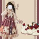Lolita / soft girl / dress S,M,L Winter, autumn goods in stock