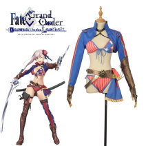 Cosplay women's wear suit goods in stock Over 14 years old Female s [delivery within 15 days], female m [delivery within 15 days], female l [delivery within 15 days], female XL [delivery within 15 days], wig comic Average size Dazzling Japan FGO