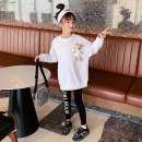 suit Guldoeleph / Gudong elephant 120cm 130cm 140cm 150cm 160cm 170cm female spring Korean version Long sleeve + pants 2 pieces Thin money There are models in the real shooting Socket nothing Cartoon animation cotton children Expression of love Class B Cotton 85% polyester 15% Spring 2021 Huzhou City