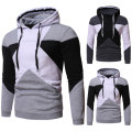 Sweater Youth fashion WSGYJ Light grey, dark grey S,M,L,XL,2XL Solid color Socket routine Hood autumn easy leisure time teenagers Youthful vigor routine Cotton polyester Polyester 90% cotton 10% cotton Arrest line washing More than 95% Side seam pocket