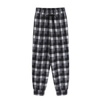 Casual pants Black and white check S,M,L Summer 2021 trousers Haren pants High waist commute routine VEGA CHANG pocket
