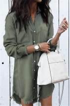 Dress Spring of 2019 Black, army green, light blue, dark blue S,M,L,XL Short skirt singleton  Type H See description 9604# 31% (inclusive) - 50% (inclusive) Denim PU