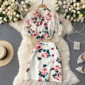 Fashion suit Spring 2021 S,M,L,XL Apricot 18-25 years old 31% (inclusive) - 50% (inclusive)
