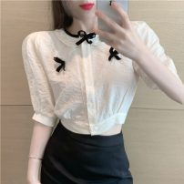 Bridal Gloves Black skirt s [quality version] Black Skirt M [quality version] bow shirt s [quality version] bow Shirt M [quality version] Xiao Lian Summer 2021 no