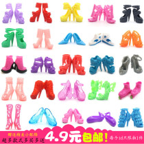 Doll / accessories Ordinary doll 3 years old, 4 years old, 5 years old, 6 years old, 7 years old, 8 years old, 9 years old, 10 years old, 11 years old, 13 years old, 14 years old and above Barbie / Barbie China Over 14 years old parts Fashion pvc  other nothing 313-27 Shoes and Hats 313-27