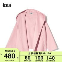 short coat Winter of 2018 XS S M L XL Long sleeves routine routine singleton  Bat type routine Hood Solid color 18-24 years old izzue 51% (inclusive) - 70% (inclusive) IZXJKC7143F8B wool Wool 63.4% polyester 34.7% others 1.9% Same model in shopping mall (sold online and offline)