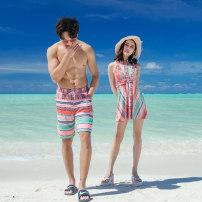 Couple swimsuit other XXXL,XXL,XL,L,M,4XL Yls62027 for women and yls14028 for men Y62027 couple Others, polyester, spandex, nylon currency