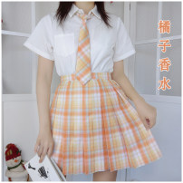 student uniforms Summer 2020 42cm skirt (single skirt), 45cm skirt (single skirt) XS,S,M,L,XL,XXL solar system other 91% (inclusive) - 95% (inclusive)