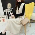 Fashion suit Winter 2020 Average size Tmall quality of beibai + black, tmall quality of blue + white 18-25 years old gdyc1901046