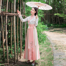 National costume / stage costume Autumn of 2019 M0019 Meitiyale 18-25 years old Polyester 99% other 1% Same model in shopping mall (sold online and offline)