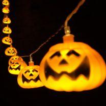 pumpkin lantern Plastic With music electric light Zero point two Zero point five