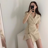 Quick drying pants female one hundred and ten point nine nine 101-200 yuan Tagkita / she and others Black, beige S [75-90 Jin], m [90-105 Jin], l [105-120 Jin], XL [120-135 Jin] summer Summer 2021