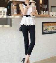 Casual pants black S,L,XL