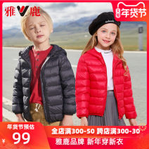 Down Jackets 90cm 100cm 110cm 120cm 130cm 140cm 150cm 160cm 90% White duck down Children, women and men Yalu nylon have cash less than that is registered in the accounts No detachable cap Zipper shirt Solid color Polyamide fiber (nylon) 100% Polyamide fiber (nylon) 100% Autumn 2020 leisure time