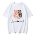 T-shirt Youth fashion routine M L XL 3XL XXL Kagidian Short sleeve Crew neck Self cultivation daily summer 2019DXCM-9 Cotton 100% youth routine Cotton wool Spring of 2019 cotton Pure e-commerce (online only) More than 95%