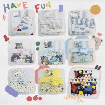 bedding   1 / 12 branch bjd   ob11   molly   gsc   doll Plastid use Baby House Baby Bed quilt mattress pillow