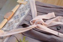 Custom made Hanfu Dark card grey M. S, l, XL, others female A long dream