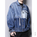 Jacket Other / other Youth fashion blue M,L,XL,2XL,3XL standard Other leisure autumn