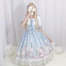 Dress Autumn 2020 Blue, pink S,M,L