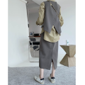 Casual suit Spring 2021 S, M 25-35 years old 96% and above polyester fiber